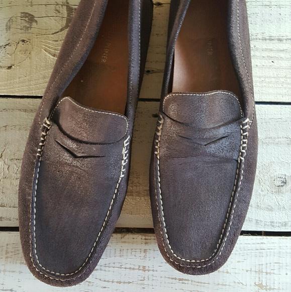 Donald J Pliner Mens Loafers Size 15
